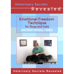 Emotional Freedom Technique For Dogs and Cats (Video)