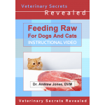 Feeding Raw For Dogs And Cats (Video)