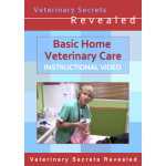 Basic Home Veterinary Care (Video)