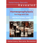 Homeoprophylaxis For Dogs And Cats (Video)