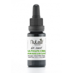 Dr. Jones' Ultimate CBD Formula for Dogs and Cats by NuLeaf (900mg)